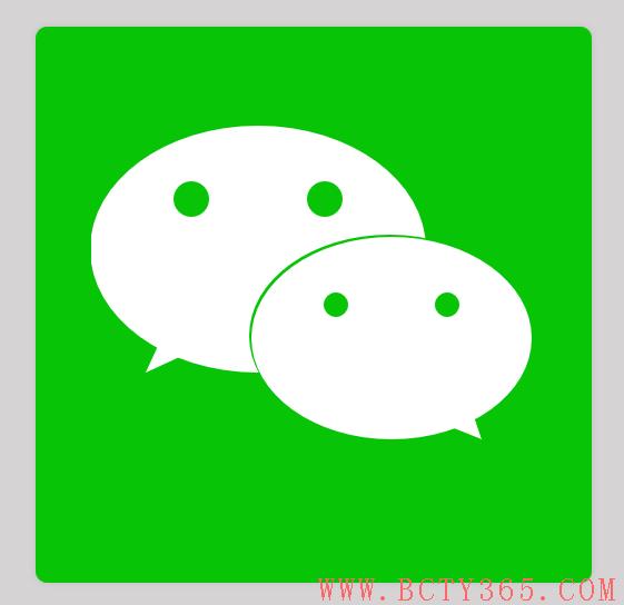 HTML5新特性之用SVG绘制微信logo