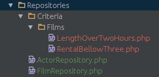 laravel5中使用Repository Pattern(仓库模式)