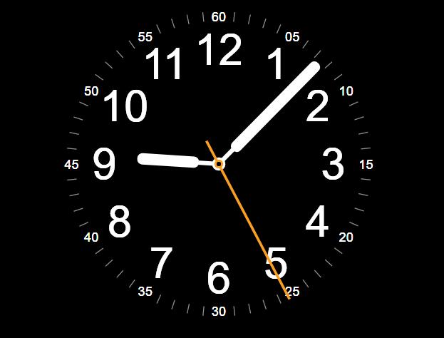 时钟jquery特效代码_时钟js特效代码_时钟网页代码